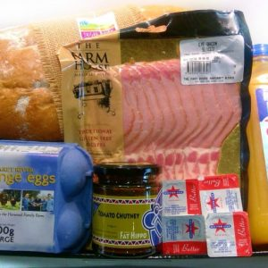 Bacon and Egg Hamper - Boxed Indulgence