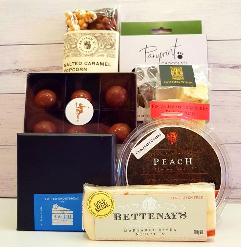 Sweet As Hamper Valentines - Boxed Indulgence