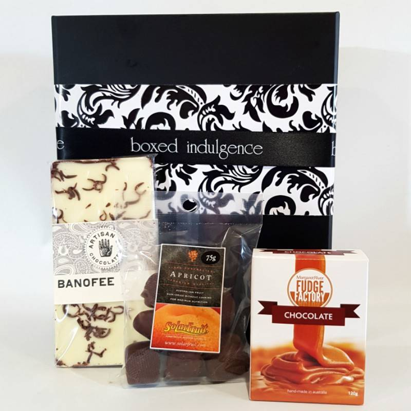 Thank you box -Boxed Indulgence Hampers