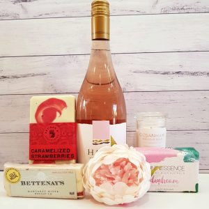 Love you Valentine Hamper - Boxed Indulgence
