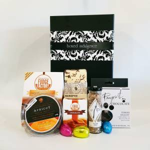 Easter Hamper - Boxed Indulgence Gourmet Hampers
