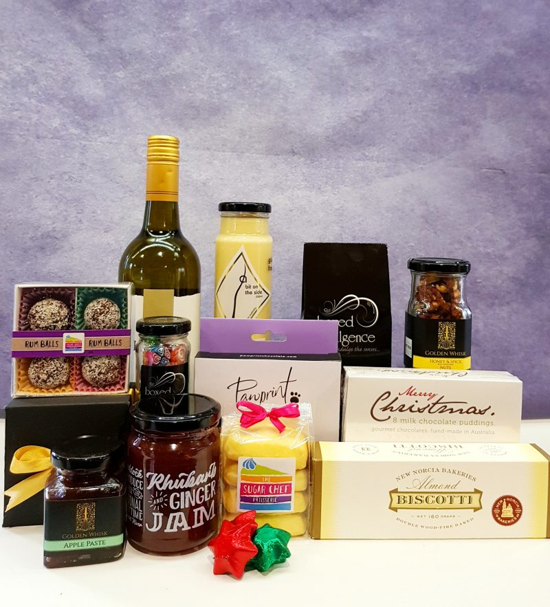 Ultimate Christmas Celebration Hamper - Boxed Indulgence