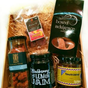August Foodie Box - Boxed Indulgence