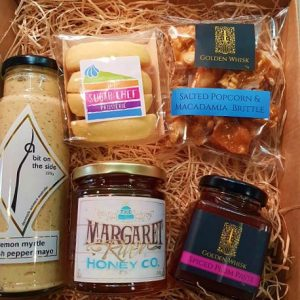 July Foodie Box - Boxed Indulgence