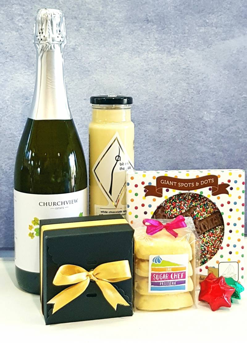 Christmas Delights Hamper - Boxed Indulgence