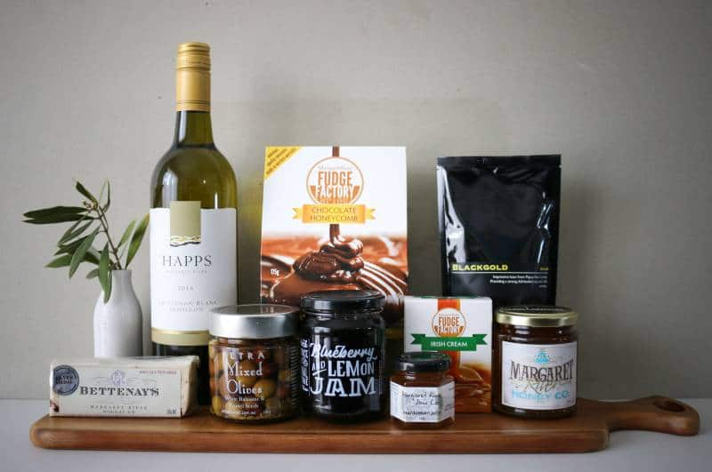 Magnificent Margaret River Hamper - Boxed Indulgence