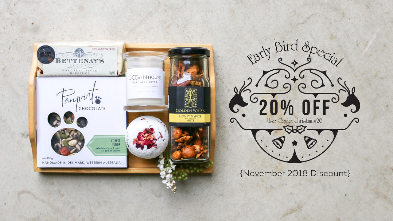 November Early Bird Special - Boxed Indulgence
