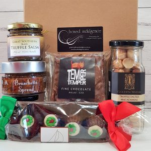 Christmas Delights Foodie Box - Boxed Indulgence