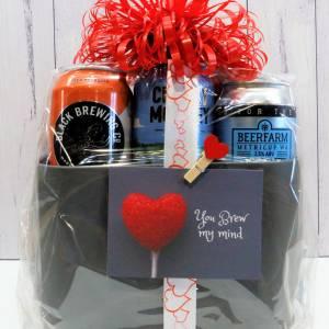 Craft Beer Bucket Bouquet - Boxed Indulgence