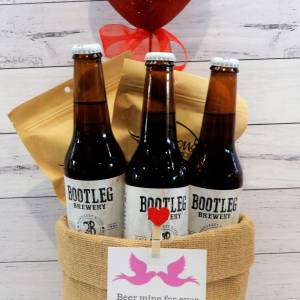 Beer & Biltong Bouquet - Boxed Indulgence