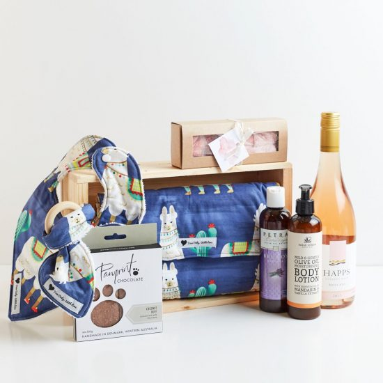 Hamelin Bay Baby Boy Gift Box - Boxed Indulgence