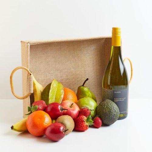 Fruit Basket - Boxed Indulgence