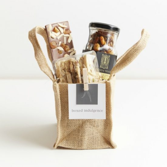 Chocolate & Nuts Gift Bag - Boxed Indulgence