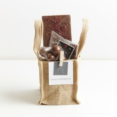 Chocolate Gift Bag - Boxed Indulgence