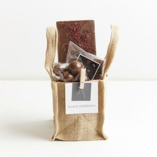 Chocolate Gift Bag - Boxed Indulgence