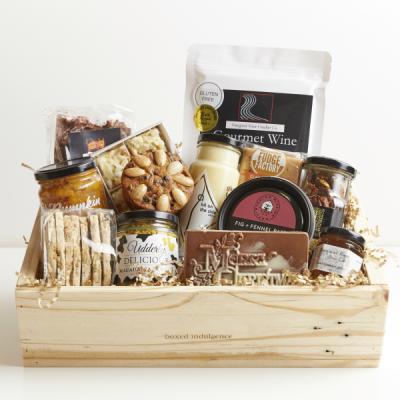 Christmas Feast Gift Box - Boxed Indulgence