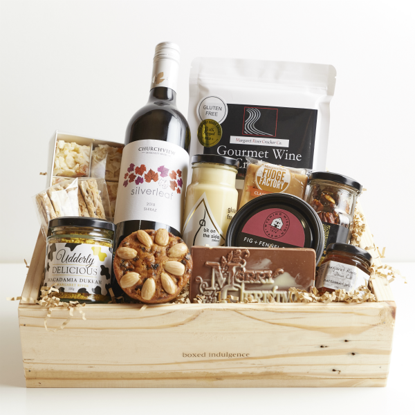 Christmas Cheer Gift Box -Boxed Indulgence