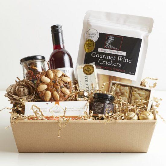 Christmas Spirit Gift Bag - Boxed Indulgence