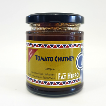 Fat Hippo Spicy Bite Chutney - Boxed Indulgence