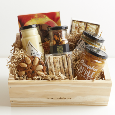 Gourmet Christmas Gift Box -Boxed Indulgence