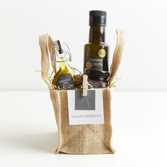 Olive Oil Gift Bag - Boxed Indulgence