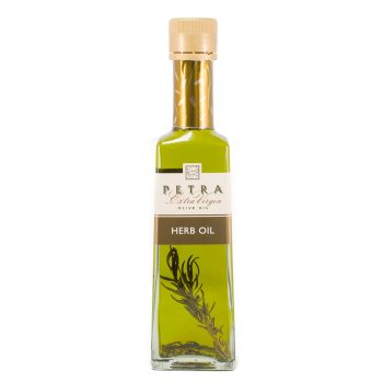 Petra Herb infused Olive Oil - Boxed Indulgence