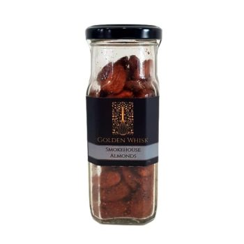 Golden Whisk Smokehouse Almonds - Boxed Indulgence