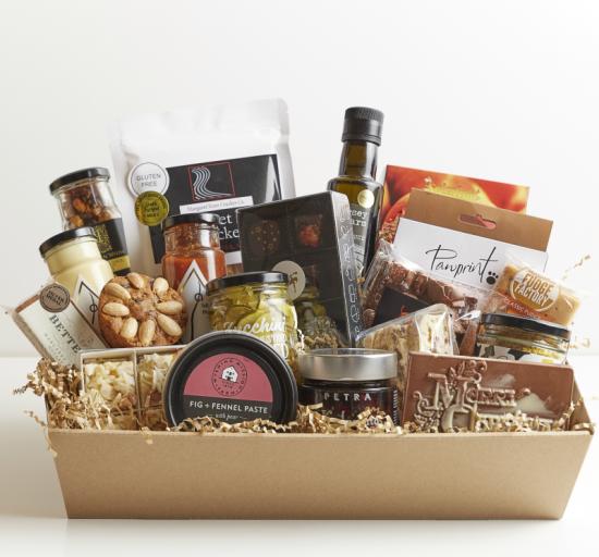 Ultimate Foodie Christmas Gift Box - Boxed Indulgence
