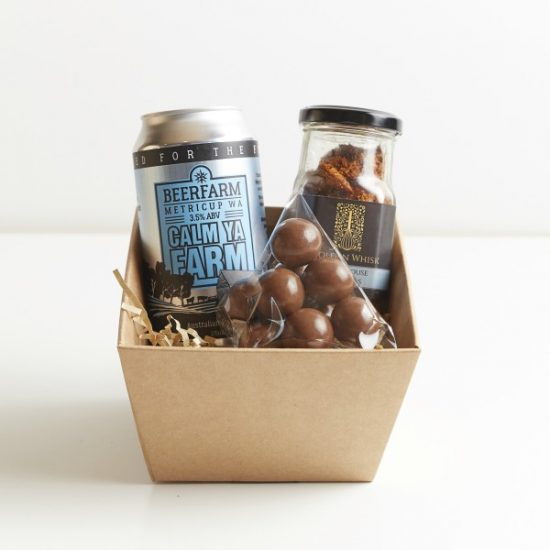 Almonds & Ale Gift Box - Boxed Indulgence