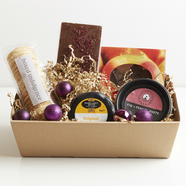 On the Cheeseboard Gift Box- Boxed Indulgence