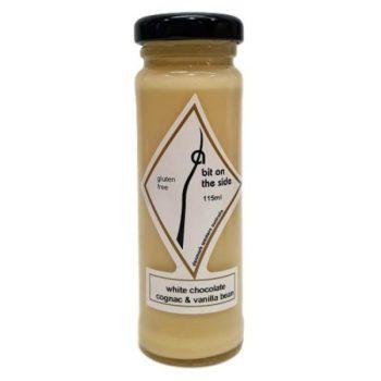 BOTS White Choc Sauce - Boxed Indulgence