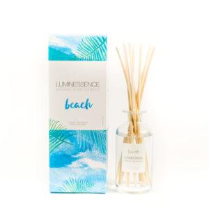 Luminessence Reed Diffuser Beach - Boxed Indulgence