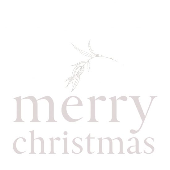 Merry Christmas Card - Boxed Indulgence