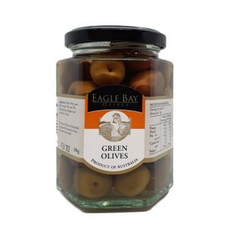 Eagle Bay Olives Green Olives - Boxed Indulgence