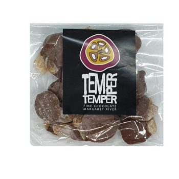 Temper Temper Dark Dipped Ginger - Boxed Indulgence