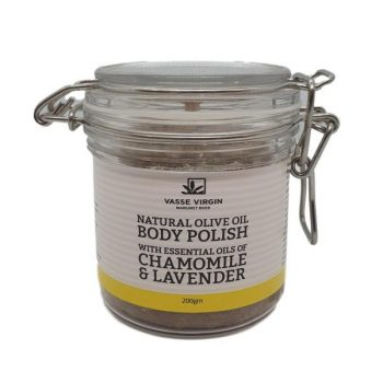 Vasse Virgin Body Polish - Boxed Indulgence