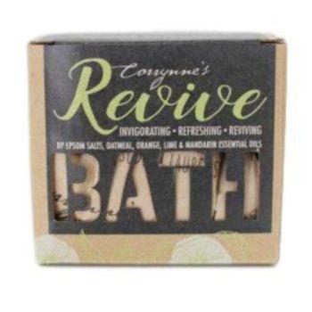 Corrynne's Bath Salts - Boxed Indulgence