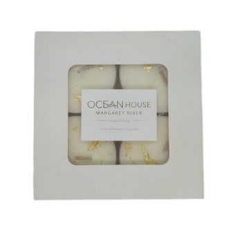 Ocean House Tealights - Boxed Indulgence
