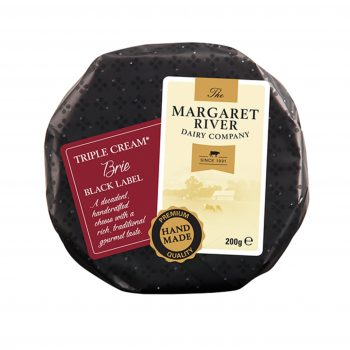 Margaret River Dairy Triple Cream Brie - Boxed Indulgence