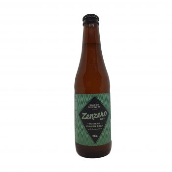 ZENZERO Dry Ginger Beer - boxed Indulgence