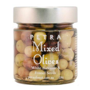Petra Olive Mix - Boxed Indulgence