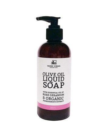 Vasse Virgin Liquid Soap - Boxed Indulgence