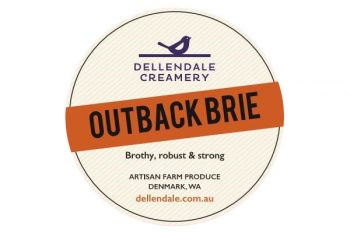 Dellendale Outback Brie - Boxed Indulgence