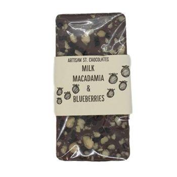 Artisan St Macadamia & Blueberry - Boxed Indulgence