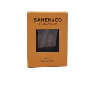 Bahen Co Confit Orange - Boxed Indulgence