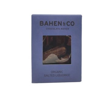 Bahen Co Salted Licorice- Boxed Indulgence