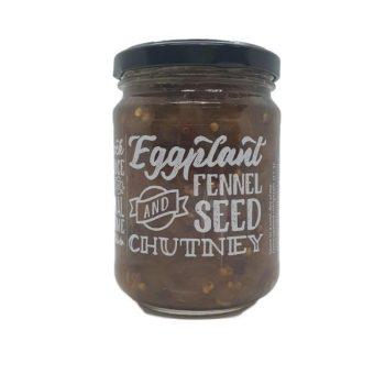 Paddock2Produce Eggplant Chutney - Boxed Indulgence