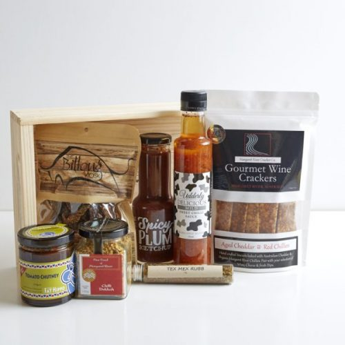 Cowaramup Chilli Gift Box - Boxed Indulgence
