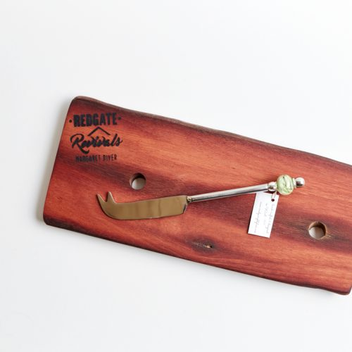 Redgate Board with Knife - Boxed Indulgence