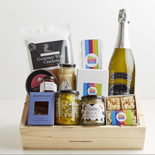 Chrismas Cheer Gourmet Gift Box - Boxed Indulgence